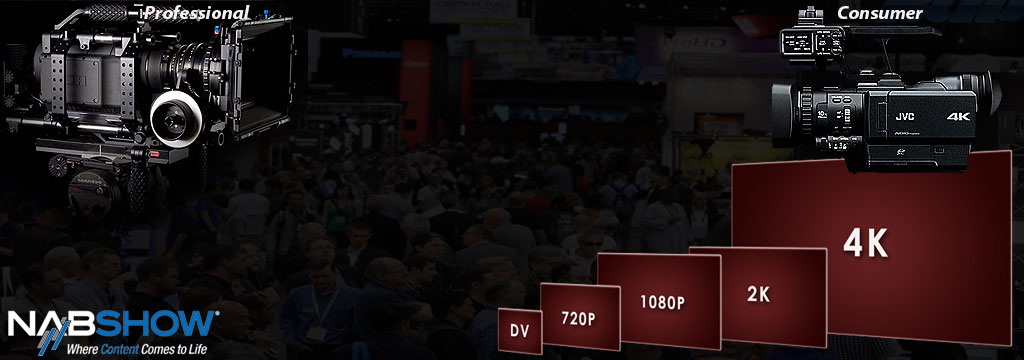 20 new 4K cameras to hit the market before NAB