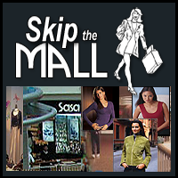Skip The Mall and Shop Online
