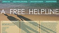 A Free Help Line