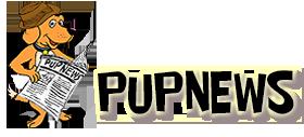 Pup News Logo