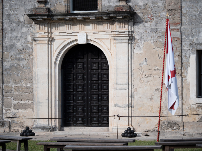 Gate in Courtyard 2