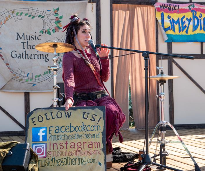 Music The Gathering Band - Azia