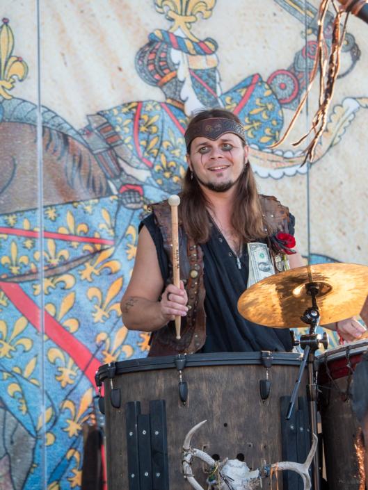Lefty der Metzgermeister - Drums