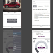 Lincoln Miles App Mobile