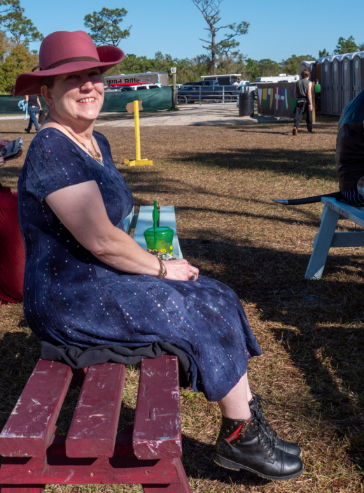 A Ren Faire Lady - Terri