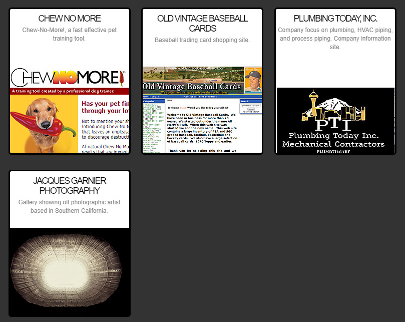 Scott's Web Site Creations