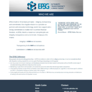 EPSG About
