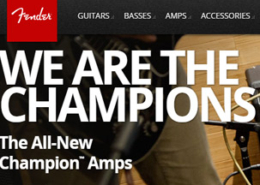 Fender Musical Intruments