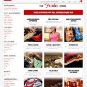 Fender Store Landing