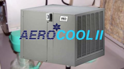 Evaporative Cooling AeroCool II