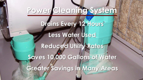 Power Cleaning System